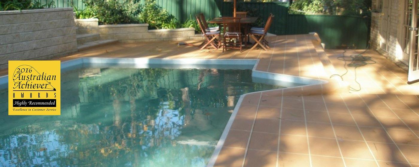Resurfacing Pool Surrounds Photos