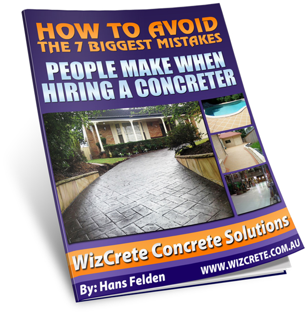 Concreter Mistakes Download | Wizcrete