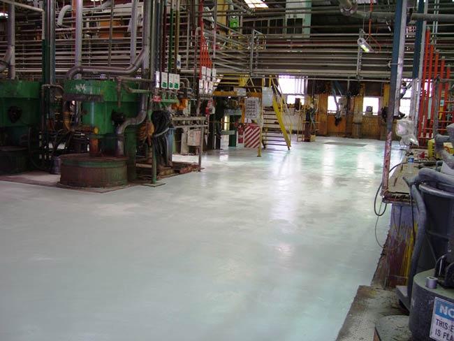 Factory Amp Warehouse Floor Repairs Wizcrete