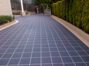 Concrete-Resurfacing-over-tiles repair-tiles -St-Ives Sydney Wizcrete
